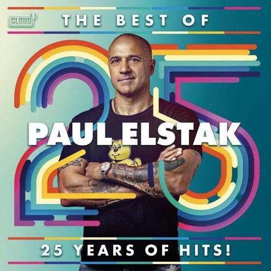 WIN! The Best Of Paul Elstak  – 25 Years