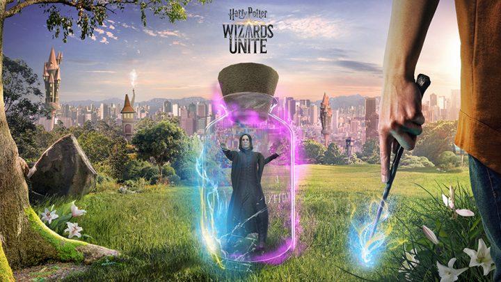 Breng herinneringen aan verloren liefde terug in Harry Potter: Wizards Unite