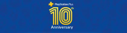 PlayStation®Plus is jarig: 10 jaar online gamen op het hoogste niveau