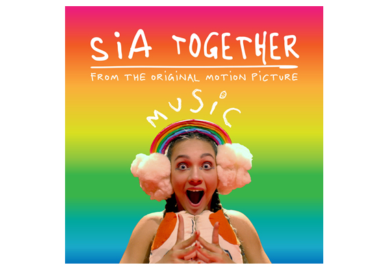 Sia brengt nieuwe single 'Together' uit