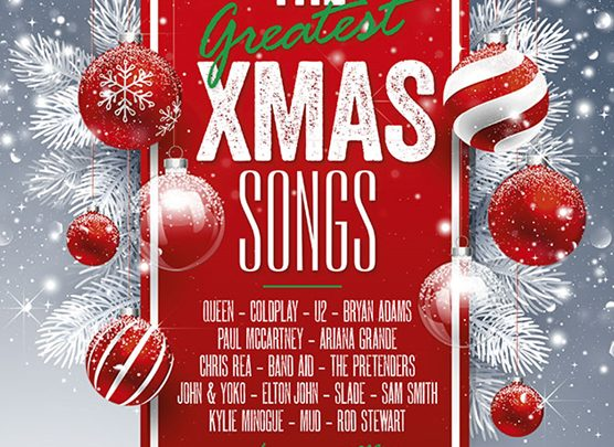 Gegarandeerd een vroilijk kerstfeest met 'The Greatest Xmas songs'