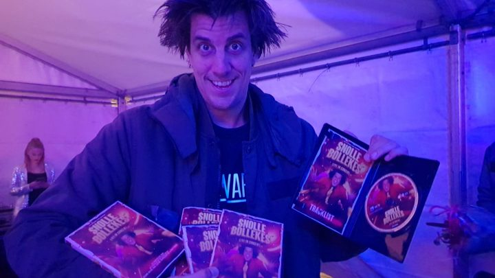 WIN! Gesigneerde DVD Snollebollekes 'live in concert' 2019