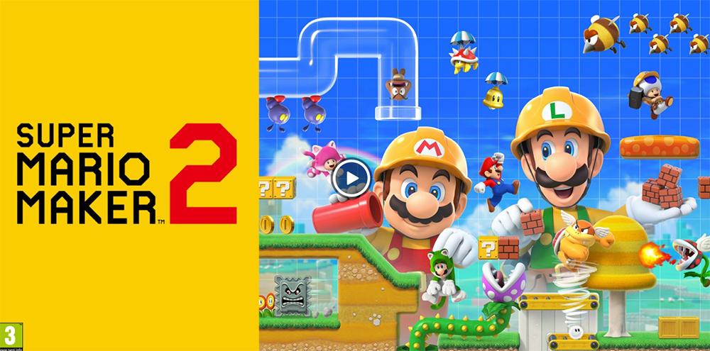 Super Mario Maker 2-update voegt Link uit The Legend of Zelda toe als speelbaar personage