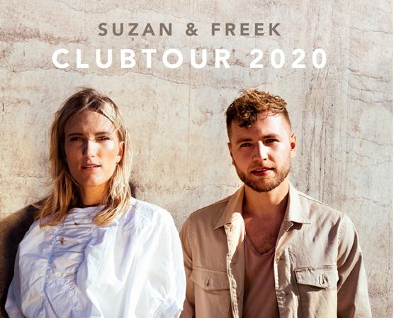 Nieuwe clubtour Suzan & Freek
