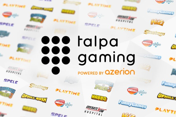 Talpa Network en Azerion lanceren Talpa Gaming
