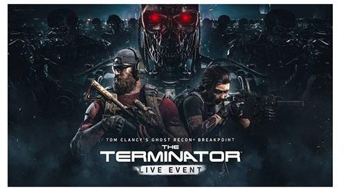 De Terminator infiltreert Ghost Recon Breakpoint
