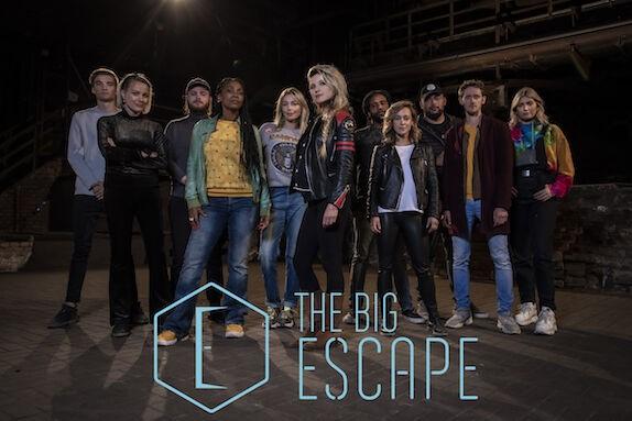 Uitdagende hersenkrakers en stressvolle escapes in een nieuw seizoen van The Big Escape
