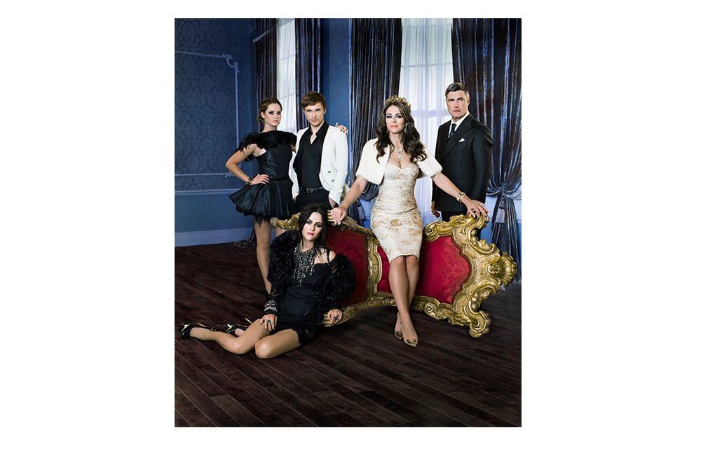 Nieuw bij FOX: glitter, glamour en royalty met 'The Royals'