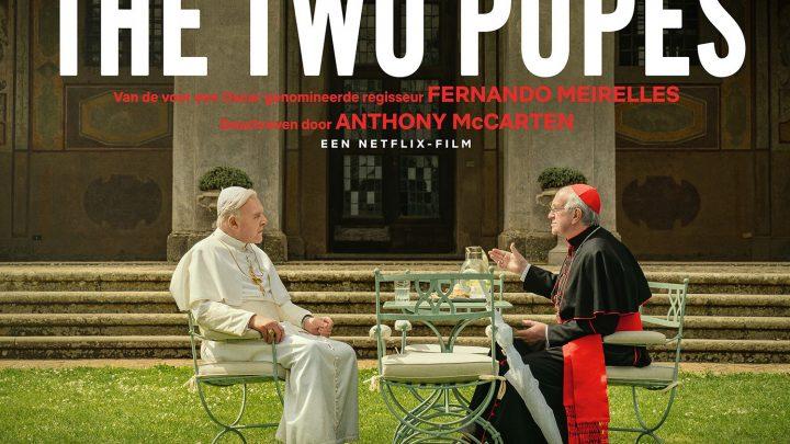 Netflix lanceert de  officiële trailer van The Two Popes