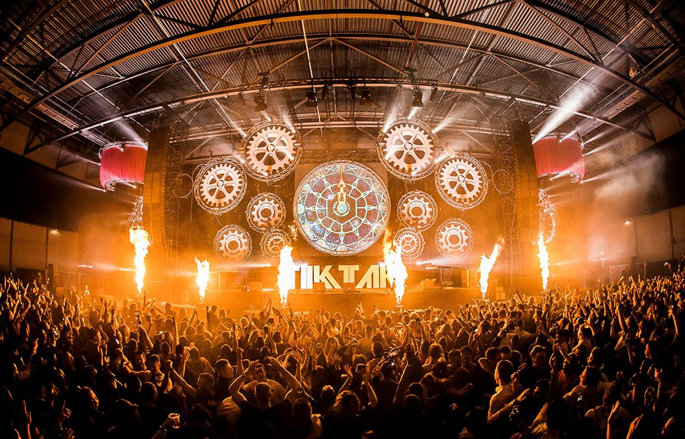 TIKTAK New Years Eve kondigt line-up aan