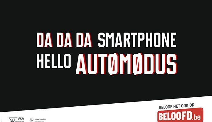 Mobile Vikings ondersteunt de Vlaamse Stichting Verkeerskunde in nieuwe Automodus-campagne