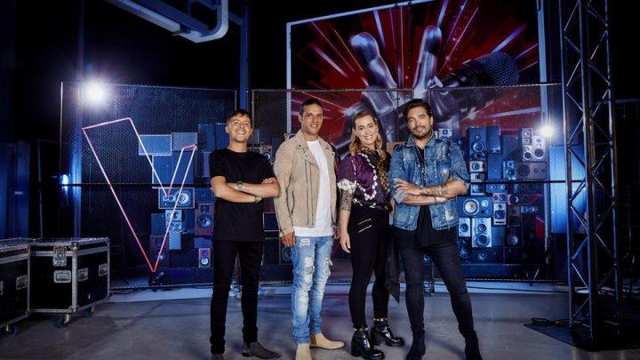 Tiende seizoen 'The voice of Holland' trapt af met pop-up store in Hoog Catharijne