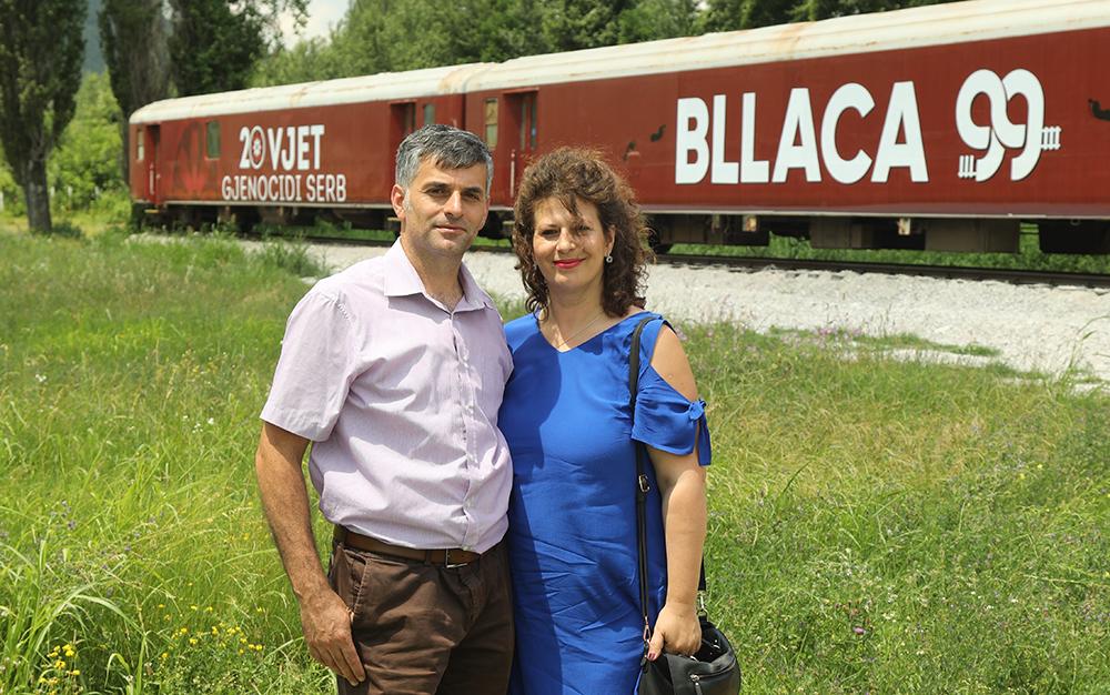 Aangrijpende terugblik op de oorlog in Kosovo in '2Doc: Weerzien in Pristina'