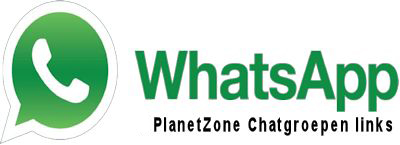 PlanetZone Whatsapp groepen