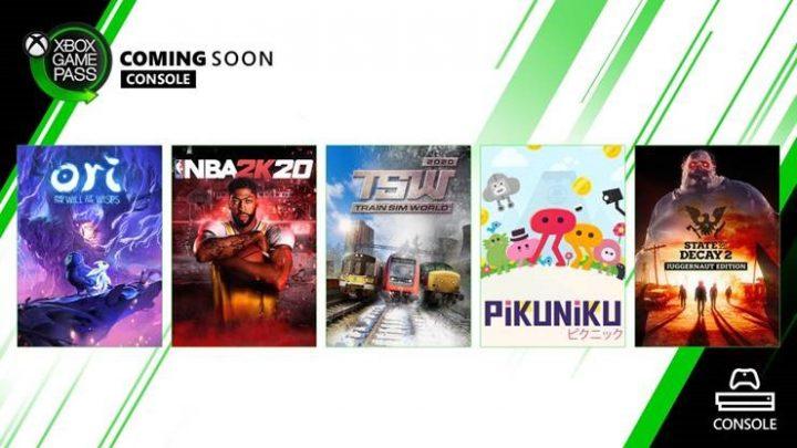 Binnenkort beschikbaar bij Xbox Game Pass voor console en pc (maart 2020)