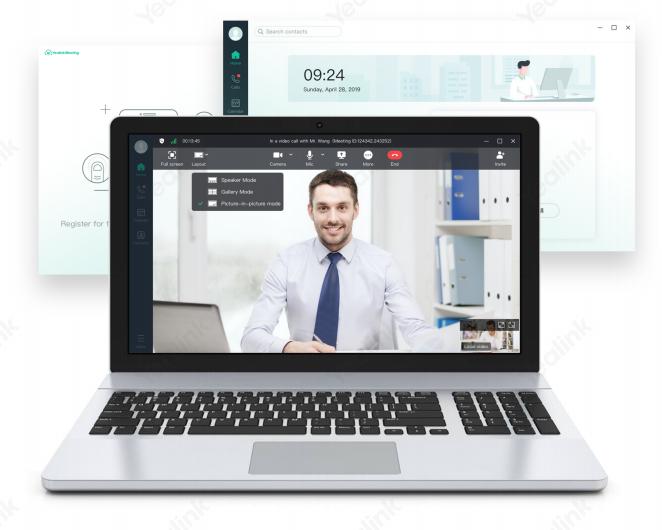 Yealink Meeting vereenvoudigt online samenwerken